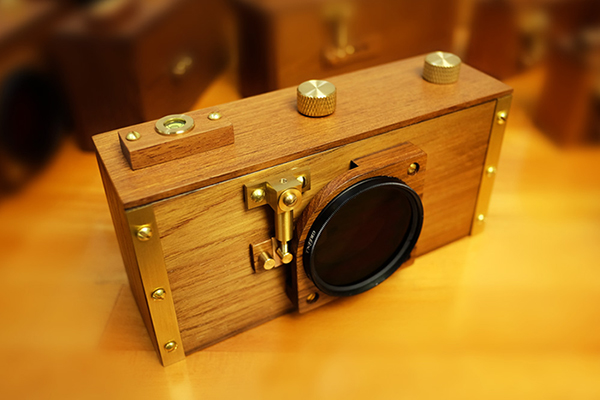 Pinhole Camera Tutorial